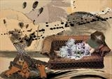collagemay4 by steve newton, Giclee Print, direct digital print